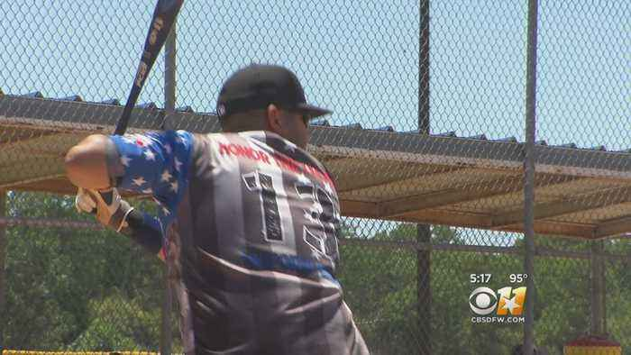 News video: Local Law Enforcement Pumped For 2018 Texas Police Games