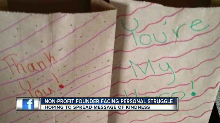 'Bright Hope' founder says sickness helps her see bigger need in community