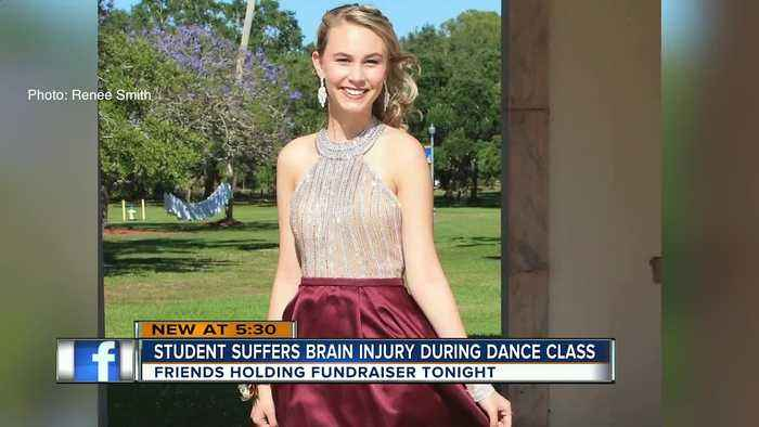 News video: Friends of Sarasota student injured during dance class host benefit concert for her