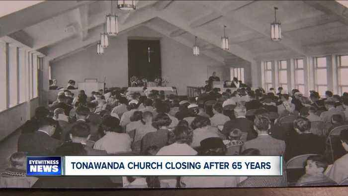 News video: Tonwanda church closing after 65 years