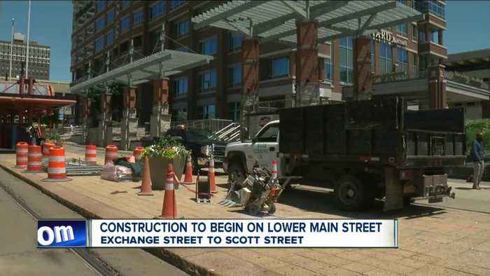 News video: City promises no traffic jams with new project