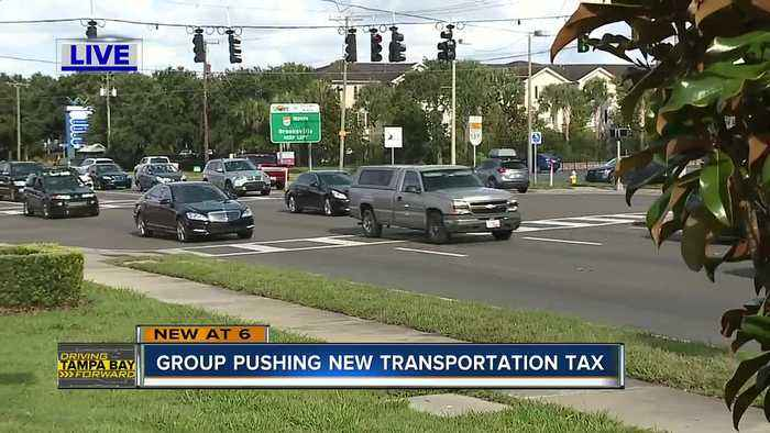 News video: Citizens group pushing to improve Hillsborough transportation