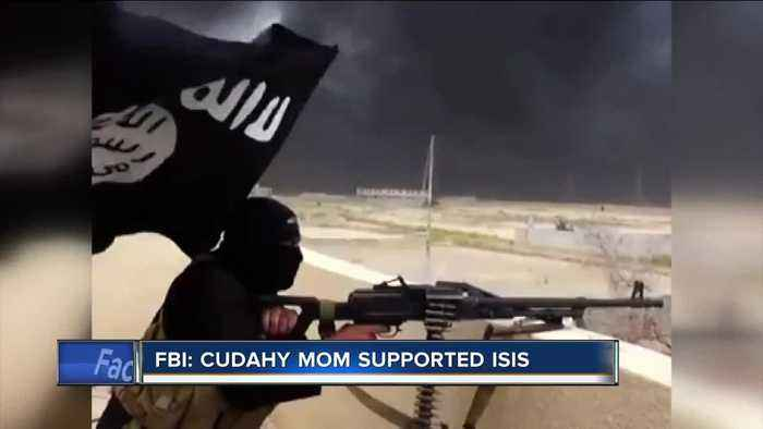 News video: Cudahy mom due in federal court after promoting ISIS on social media