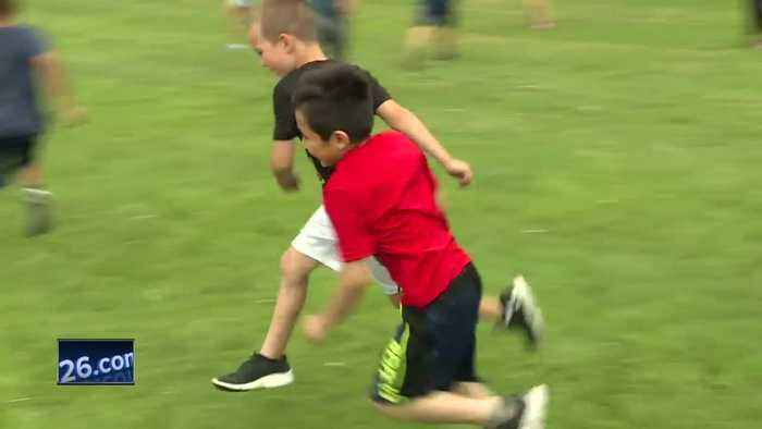 News video: Partners in Education: Active Recess