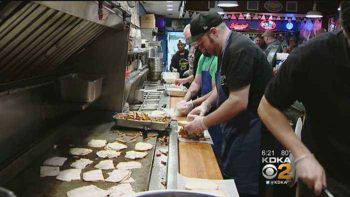 News video: Dads Eat Free At Primanti Bros. For Father's Day
