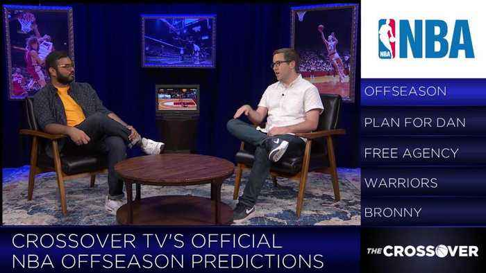Crossover TV's Official NBA Offseason Predictions