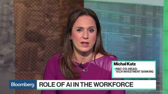 News video: AI Is Still in the Early Innings, RBC's Michal Katz Says