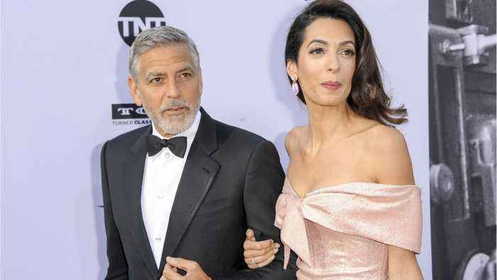 Amal Clooney's Style Steals The Show... Again (Sorry George)