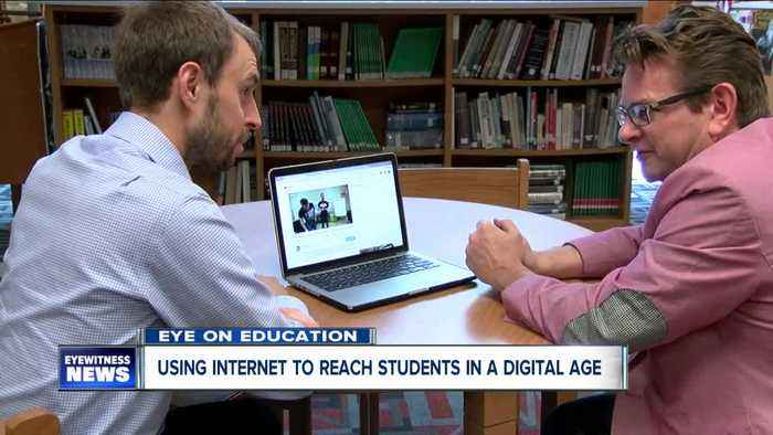 News video: So long flash cards. Technology gives students new way to engage while studying. 6pm