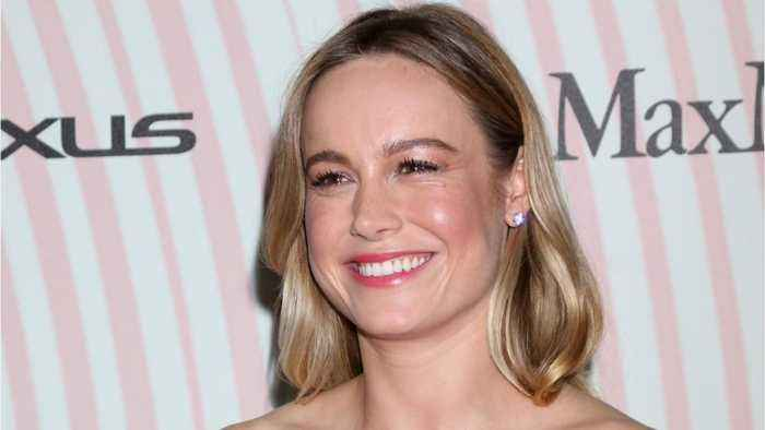 Brie Larson Discusses 'Captain Marvel' Role