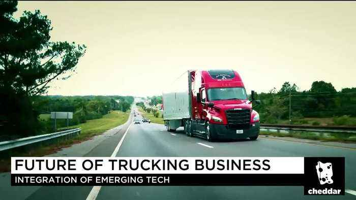News video: U.S. Xpress Gears Up for Next Generation of Trucking with IPO