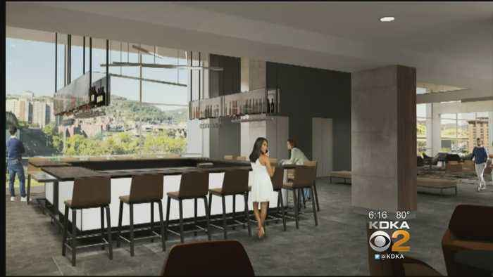 News video: New Strip District Hotel Offers European Look, Great Views