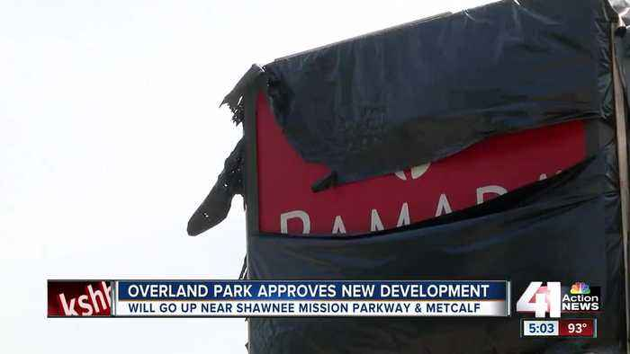 News video: Overland Park development serves dual purposes