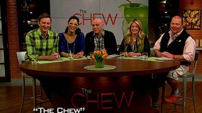 News video: 'The Chew' Finale Airs Friday