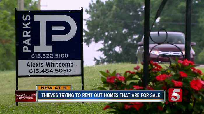 News video: New Scam Rents Out Homes For Sale