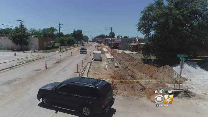 News video: Work Underway On Fort Worth's Next 'Hot' Neighborhood