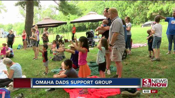 News video: Omaha Dads celebrate fatherhood