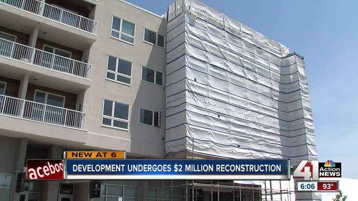News video: Westwood apartments need $2.4 million in repairs