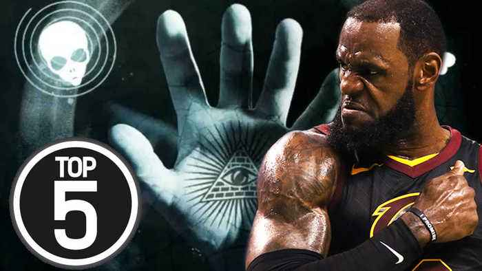 News video: Top 5 CRAZIEST LeBron James Free-Agency CONSPIRACIES!