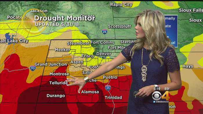 News video: Cooler Temperatures On The Horizon