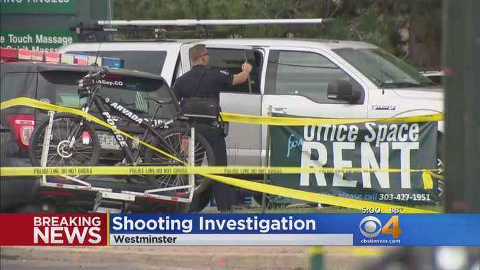News video: 2 Adults, 2 Children Shot Outside Dentist's Office