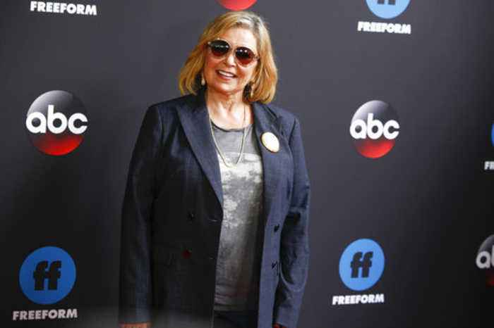 Roseanne Barr Clarifies That Tweet Was About 'Anti-Semitism'