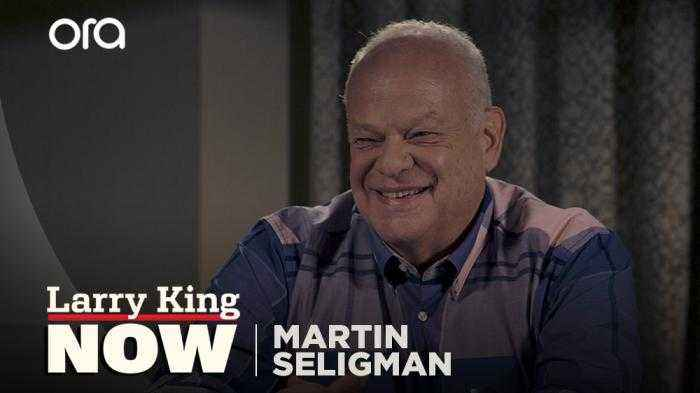 News video: Martin Seligman: Grateful people are happier