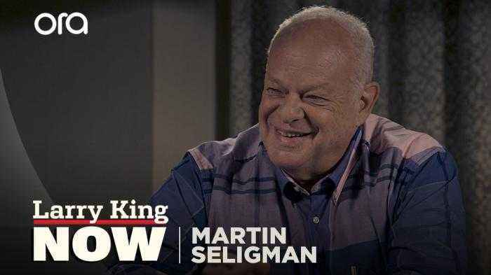 News video: Martin Seligman: The habit that predicts PTSD