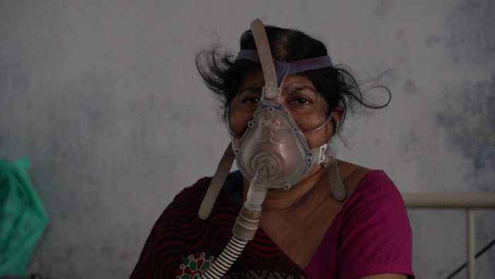 News video: India Air Pollution Exceeds World Health Organization Safety Levels