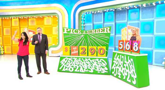 News video: The Price Is Right - Picking For A Trip