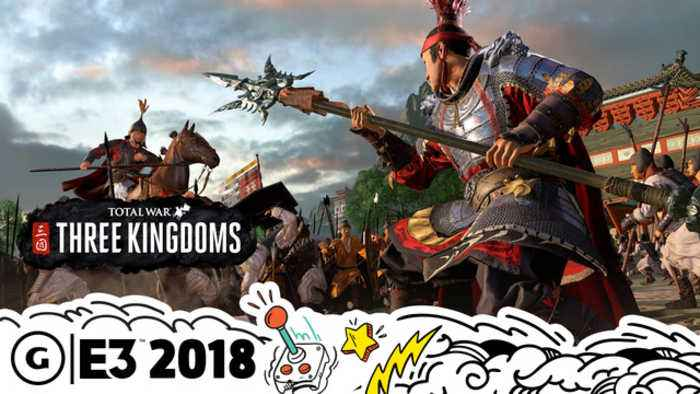 Total War: Three Kingdoms Live Gameplay Demo | E3 2018