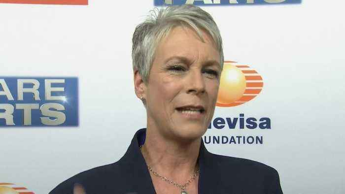 News video: Jamie Lee Curtis In