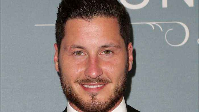 News video: 'DWTS' Pro Val Chmerkovskiy Is Engaged