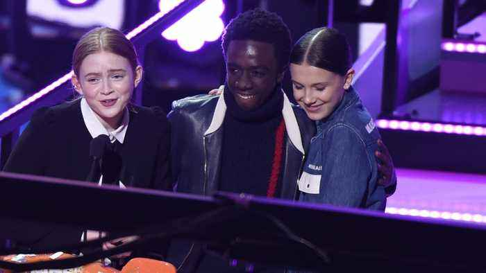 'Stranger Things' Up For Three Teen Choice Awards