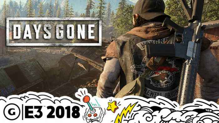 How Days Gone Separates Itself from Other Zombie Games | E3 2018