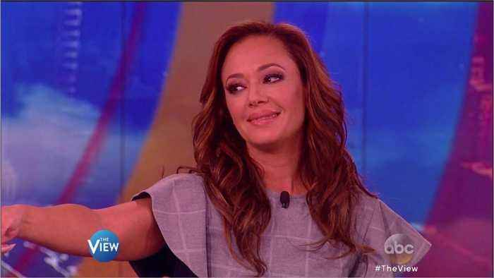 Leah Remini To Play A Conservative Lesbian