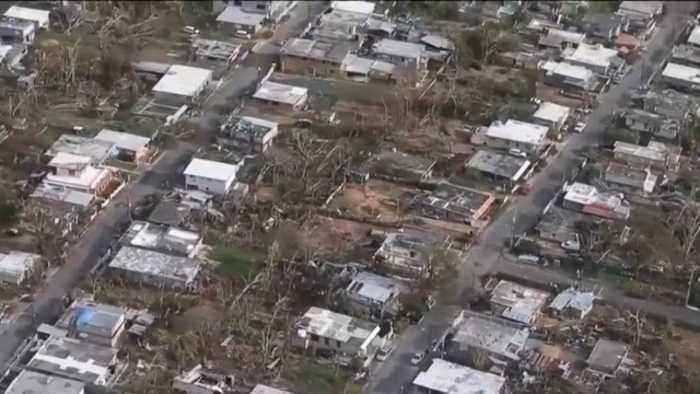 News video: Death toll from Hurricane Maria still a mystery