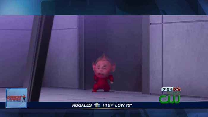 News video: 'The Incredibles 2' gets the family back together with vigor (MOVIE REVIEW)