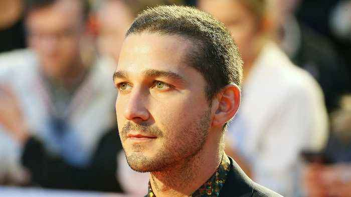 News video: Shia LaBeouf Looks Unrecognizable on Set of His Latest Film