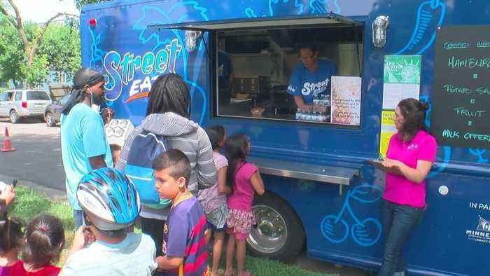'Summer Eats' Food Truck Offering Free Meals To Kids