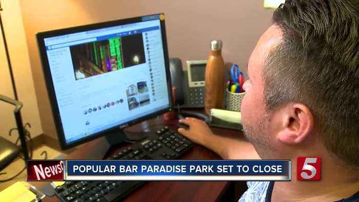 Locals Distraught Over Closing Of Paradise Park