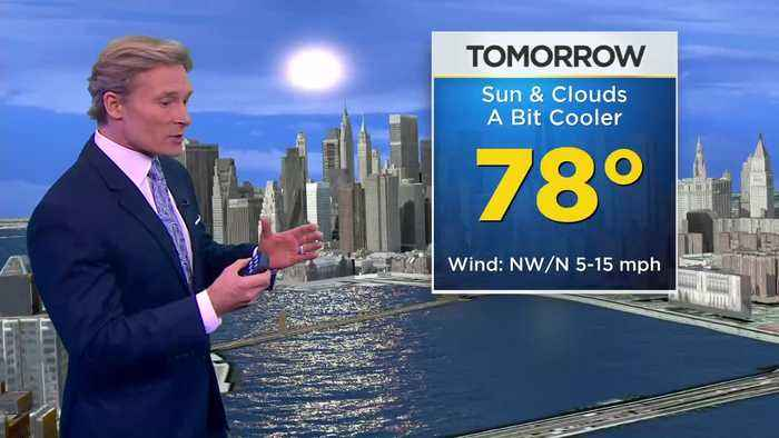 CBS2 Weather Update