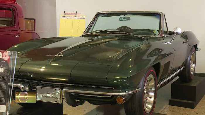 News video: Bart Starr's Super Bowl MVP car on display