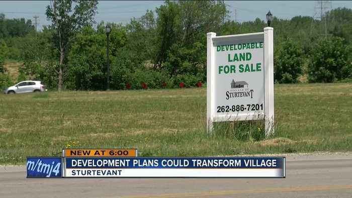 Village of Sturtevant hoping to attract developers