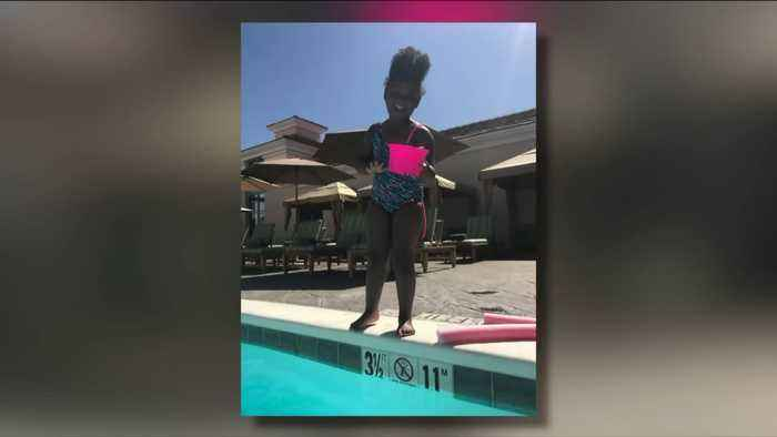 News video: Woman Says 'Swimming While Black' Led to Racist Harassment of Her Daughter at Hotel Pool