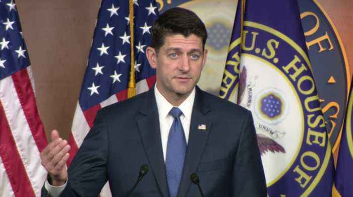 Speaker Ryan 'not comfortable with' families being separated at the border