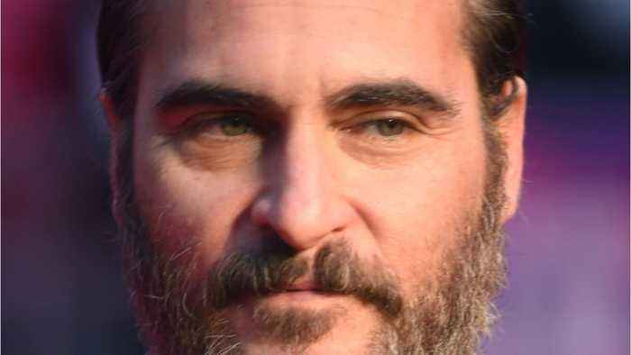 News video: Joaquin Phoenix Joker Movie Finally Gets A Title