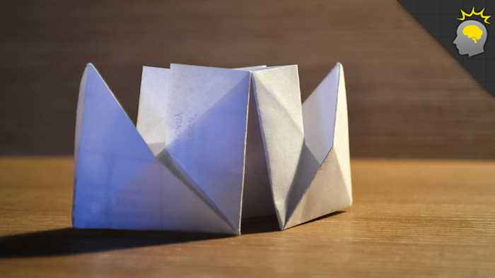 Stuff To Blow Your Mind Origami Madness One News Page Us Video