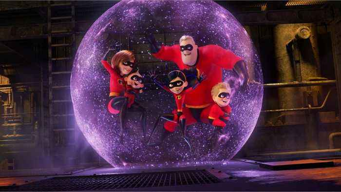 Seizure Warning Issued For Incredibles 2