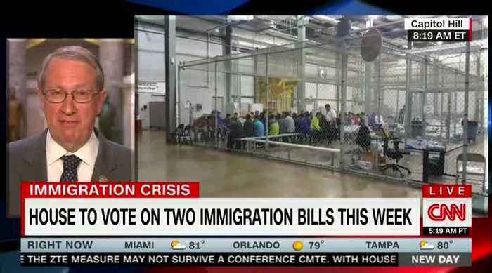 News video: GOP Rep. Bob Goodlatte Slams Illegal Immigrant Parents On CNN For Putting Their Children In Danger